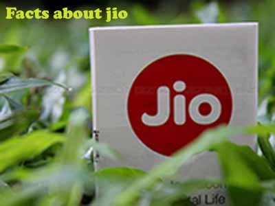 facts about jio