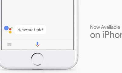 google assistant to ios