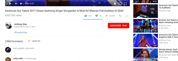 youtube changes interface