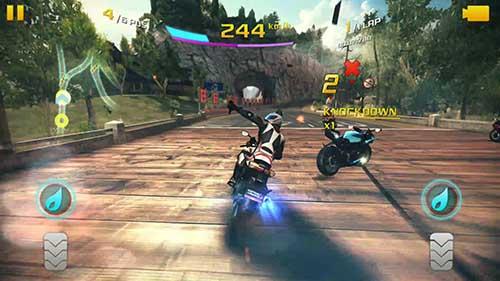ASHPALT 8 MOTOR BIKES
