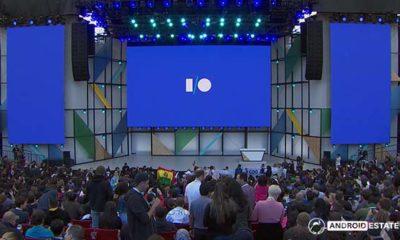 Google I/O keynotes